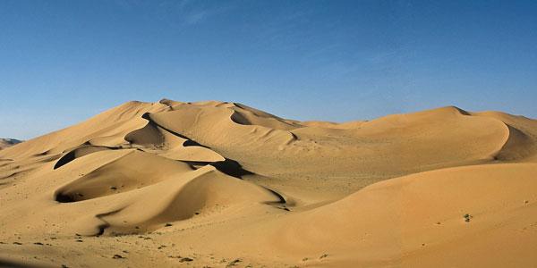 Algérie erg Admer